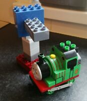 LEGO DUPLO PERCY AT THE WATER TOWER SET 5556 COMPLETE LOVELY CONDITION