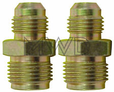 GM Power Steering Gear Box Fittings 6AN to Flare IMCA