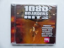 CD ALBUM 1080° Boarders hits PRODIGY NADA SURF SILMARILS BEN HERPER JAMIROQUAI