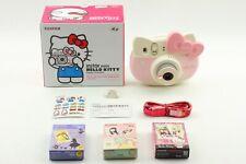 Unused Hello Kitty Fujifilm Instax Mini Instant Film Camera Sanrio From JAPAN