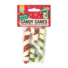 GoodBoy Festive CANDY CANES Dog Christmas Rawhide Chew Treat