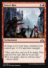 4x Street Riot * Guilds of Ravnica * Uncommon * PLAYSET