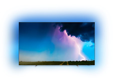PHILIPS 55OLED754/12 OLED TV (55 Zoll, OLED 4K, SMART TV, Ambilight)