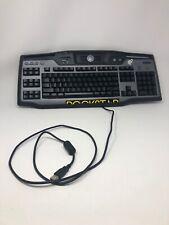 Logitech G11 Wired Gaming Keyboard Y-ug75a