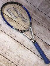 Prince Synergy Elite Graphite LongBody 110 Oversize Tennis Racquet New Overgrip