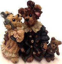 Boyds Bears, Louella & Hedda.the Secret, 1E Pristine