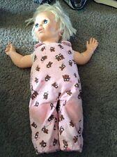 Baby Face Doll So Innocent Galoob 1985