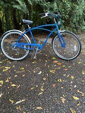 Vintage Schwinn Cruiser 5, Men's Bicycle,Built late 1984/Jan 1985, in good shape