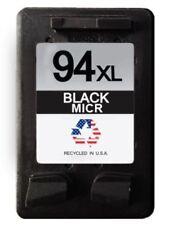 Black 94 MICR for HP Ink Cartridges Deskjet 460 Officejet 100 150 PSC 1600 1610