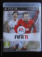 PS3 FIFA 11 2011 - PLAYSTATION 3 - IDIOMA INGLÉS (4A)