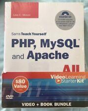 Sams Teach Yourself Php, MySql and Apache Video + Book Bundle