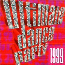 Compilation Ultimate Dance Party 1999 CD  Arista – 07822-19026-2 Us Issue
