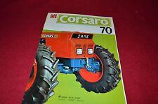Same Corsaro 70 Tractor Dealer's Brochure Yabe7
