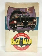 DC BATMAN GOLDEN AGE VOL 2 OMNIBUS Hardcover HC  - NEW MSRP $75