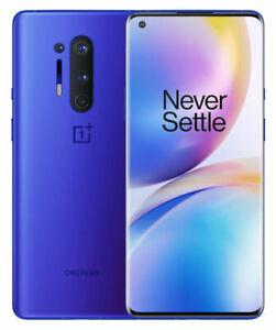 OnePlus 8 Pro - 256Go - Ultramarine Blue (Désimlocké) (Double SIM)