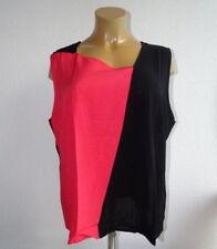 Maglie e camicie da donna viscosi asimmetrici lunghezza lunghezza ai fianchi