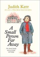 A Small Person Far Away by Kerr, Judith, NEW Book, FREE & Fast Delivery, (Paperb