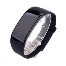 DFit D21 Sport Heart Rate Tracker Watch Bluetooth Smart Wrist Bracelet Black