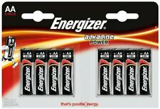 Bateria alkaliczna AA / LR6 Energizer Alkaline Power - 8 sztuk (blister)