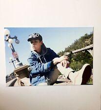 Zelo B.A.P 3rd Adventure 50,000 Miles On Earth Postcard Photocard BAP Rare