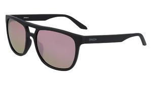 Dragon COVE Matte Black w/ Rose Gold Ion LumaLens Sunglasses