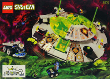 INSTRUCTIONS ONLY LEGO ALIEN AVENGER 6975 UFO manual book from set