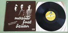 Mazhar Fuat Özkan Ele Güne Karsi Yapayalniz LP Türkische Vinyl