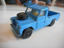 Corgi Toys Land Rover 109 Wb in Blue