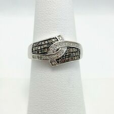 1/3ctw Natural Diamond 10k White Gold Ring (9905)