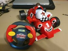 MY FIRST ROARY THE RACING CAR REMOTE CONTROL STEERING CAR TALKING SOUNDS