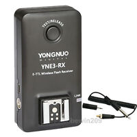 New YONGNUO Wirless flash receiver YNE3-RX for Canon 600EX-RT ST-E3-RT