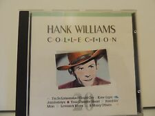 Hank Williams CD Collection (20 Hits), GRCD 14 , 1990