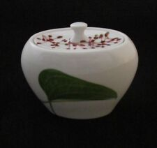 Garden Party Fine Porcelain Sugar Bowl by SPAL of Portugal