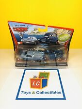 Disney Pixar - Cars - Finn McMissle and Tomber 2PK - FREE Shipping