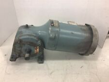 Us Electric E190a Unimount 125 Gear Motor 2 Hp 208 230460 Volts 1800 Rpm 1761