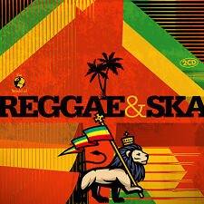 CD Reggae and Ska by Various Artists 2CDs