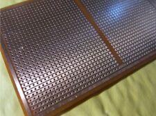 15X9cm PCB Veroboard Prototype Stripboard Strip Vero Board breadboard 2.54ptch B