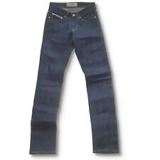 Naked and Famous Selvedge Indigo Denim Jeans Size:28/35 MSRP $140 Weird Guy
