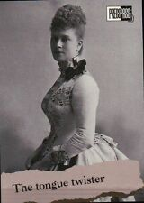 Queen Mary, Grandmother of Elizabeth - Royal Family Trading Card, Not a Postcard