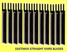 "Knives, Blades for Eastman Cutting Machine 8"" 1dozen"