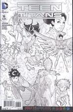 Teen Titans #16 Adult Coloring Book Var   NEW!!!