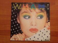 WHAM ! / 1984 Vinyl 45rpm Single / WAKE ME UP BEFORE YOU GO GO