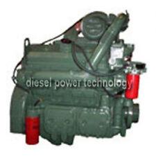 Detroit 6V-92T (Turbo) Remanufactured Diesel Engine Extended Long Block Engine