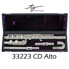 Trevor James Alto Flute | Straight and Curved Headjoint | 33223CD