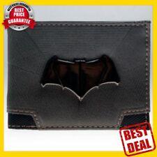 DC Comics Batman V Superman Dawn of Justice Suit Up Bi fold Boxed Men Wallet