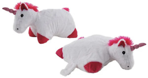 Unicorn Plush Soft Pillow/Cushion 25cm by Elka Australia