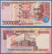 GHANA 20.000 Cedis 2002  UNC  P.36 a