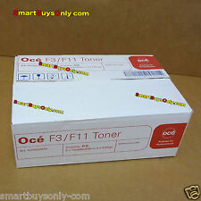 Oce F3 F11 Black Toner 2/Botls Océ 3155 3160 3165 8400 OEM 1060040123 1070020678