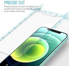 Maxboost Screen Protector Compatible with iPhone 12 Mini Screen Protector 3-Pack