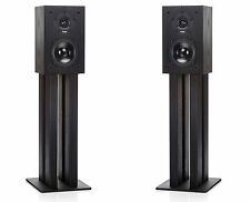 PROAC TABLET 10 BLACK ASH PAIR SPEAKERS SHELF NEW OFFICIAL WARRANTY